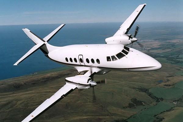 BAe Jetstream 32 (© BAe)