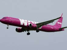 WOW Air Airbus A321 (© O. Pritzkow)