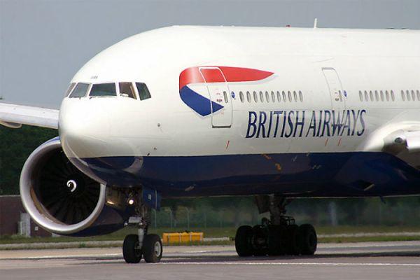 British Airways Boeing 777-200ER (© BA)