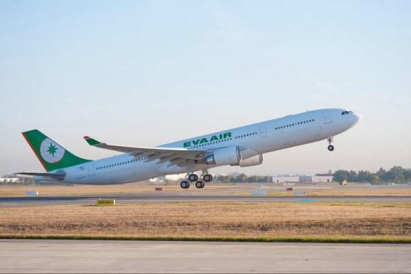 EVA Air Airbus A330-300 (© Airbus)