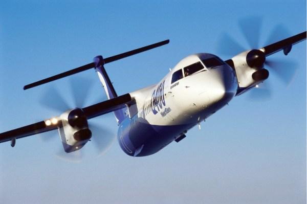 Bombardier Q400 Aircraft (© Bombardier)
