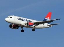 Air Serbia Airbus A319 (© O. Pritzkow)