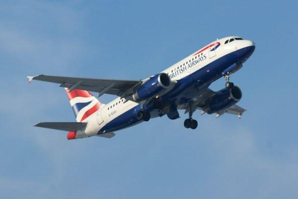 British Airways Airbus A319-100 (© O. Pritzkow)