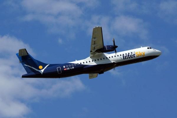InterSky ATR72-600 (© O. Pritzkow)