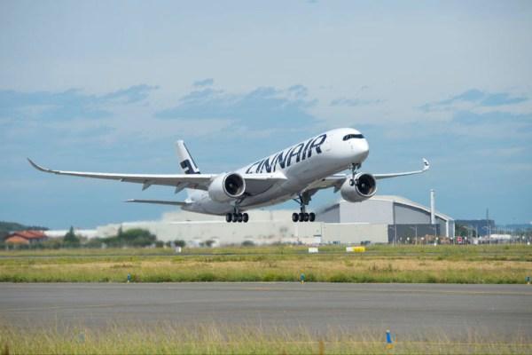 Finnair Airbus A350 XWB (© Airbus)