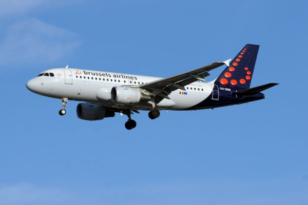 Brussels Airlines Airbus A319-100 (© O. Pritzkow)