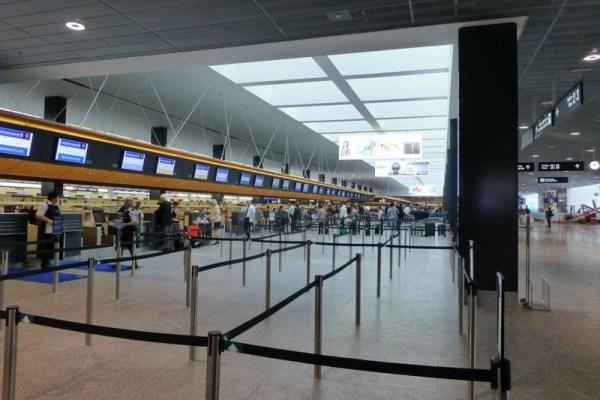 Check-In in Terminal 2 (© Flughafen Zürich)