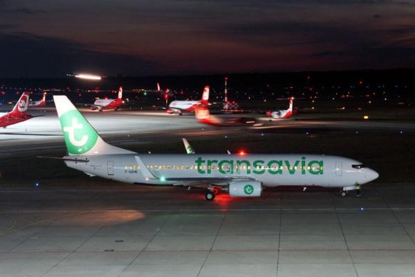 Transavia Boeing 737-800 (© O. Pritzkow)