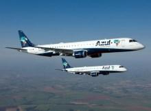 Embraer 195 der Azul (© Embraer)