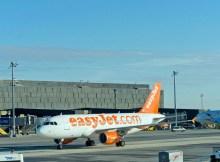 easyJet am Flughafen Wien (© Vienna Airport)