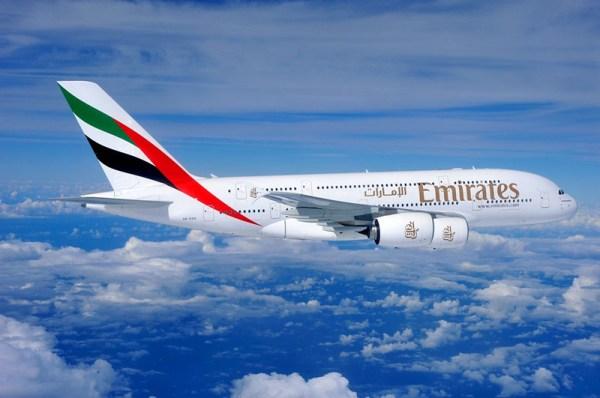 Emirates Airbus A380 (© Emirates)