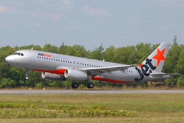 Jetstar Asia Airbus A320-200 (GNU 1.2 M.R. Desa)
