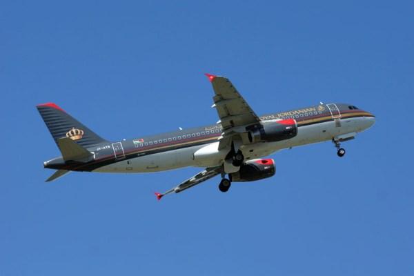 Royal Jordanian Airbus A320-200 (© O. Pritzkow)