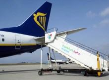 Ryanair am Flughafen Hahn (© O. Pritzkow)