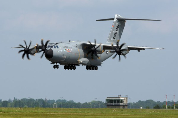 Airbus A400M (© O. Pritzkow)