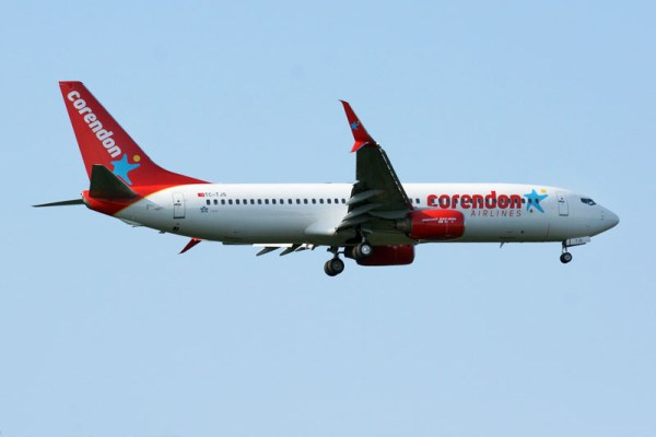 Corendon Airlines Boeing 737-800 (© O. Pritzkow)
