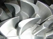 Die getestete Turbinenstufe (© DLR)