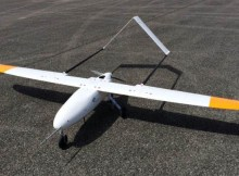 Demonstrator-PLattform Penguin BE UAV (© DLR)