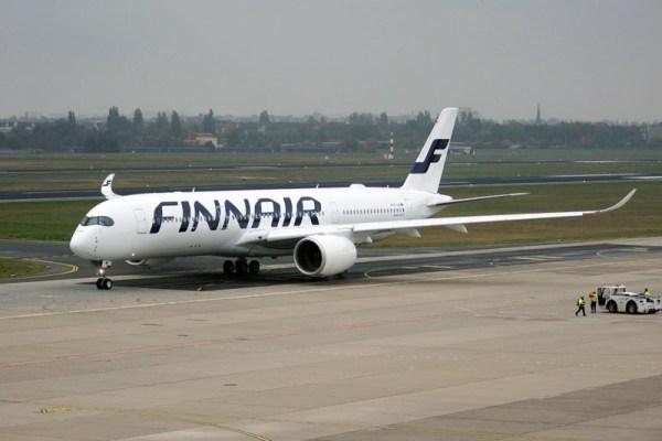 Finnair Airbus A350-900 XWB (© O. Pritzkow)