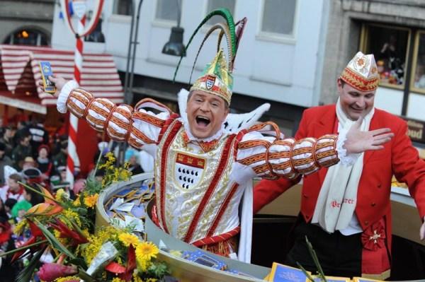 Karneval (© swoodoo)