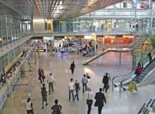 Abflughalle 2 (© Flughafen Nürnberg)