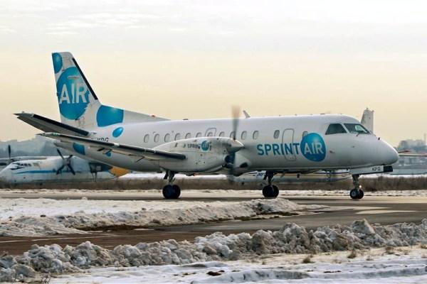 Saab 340 der Sprint Air (GFDL 1.2 I. Bubin)