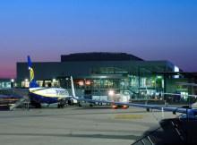 Ryanair am Flughafen Weeze (© Weeze Airport)