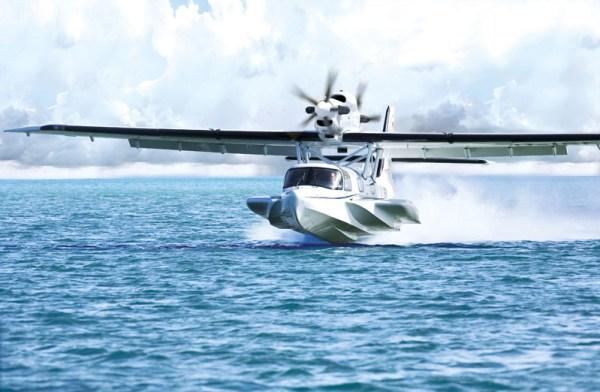 Dornier Seastar (© Dornier Seawings)