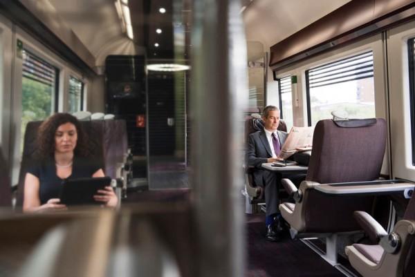 Heathrow Express (© Star Alliance)