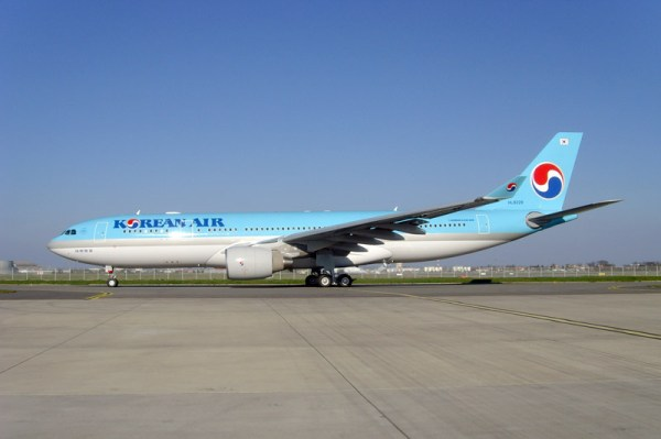 Korean Air Airbus A330-200 (© Korean Air)