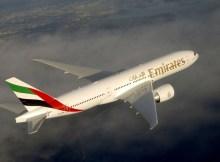 Emirates Boeing 777-200LR (© Emirates)