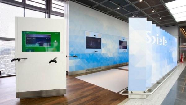 Gaming World im Flughafen Frankfurt (© Fraport)