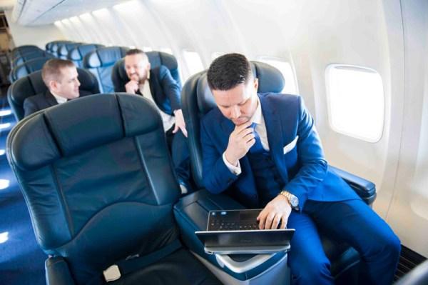 Ryanair startet Charterdienst für Geschäftsflüge (© Ryanair)