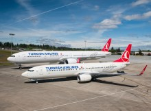 Boeing-Jets für Turkish Airlines (© THY)