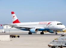 Austrian Airbus A320-200 (© AUA)