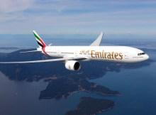 Emirates Boeing 777-300ER (© Emirates)