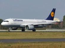 Airbus A320neo der Lufthansa (© O. Pritzkow)
