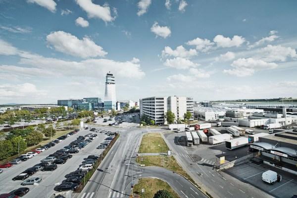 Airport City (© Flughafen Wien)