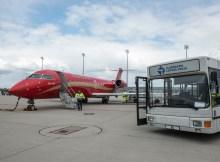 RusLine Bombardier CRJ200 (© LEJ Airport)