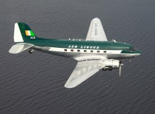 Douglas DC-3 in Aer-Lingus-Bemalung (© F. Grealish)