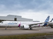 Roll-out des A321neo ACF (© Airbus)