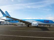 MAX 8 der TUI Belgium (© Boeing)
