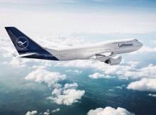 """Lufthansa erhält eine neue Lackierung ohne """"Kranich vor Sonne"""" (© LH)"""