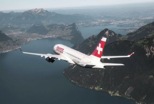 Swiss Airbus A220 (© Swiss)