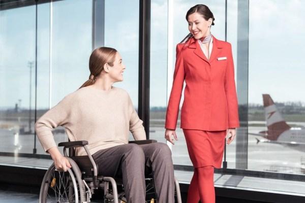 Austrian Airlines bietet jetzt eine medizinische Reisebegleitung (Foto: AUA)
