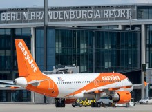 easyJet am Flughafen BER (Foto: easyJet)