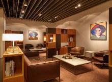 First Class Lounge Frankfurt (Foto: Lufthansa)