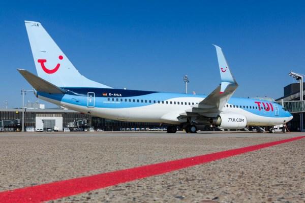 TUI Boeing 737-800 (Foto: TUI)