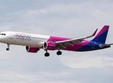 Airbus A321neo der Wizz Air (Foto: M.Mutz CC-BY SA 2.0)