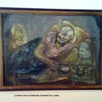 Marie-Louise von Motesiczky - Max Beckmanns unbekannte Schülerin